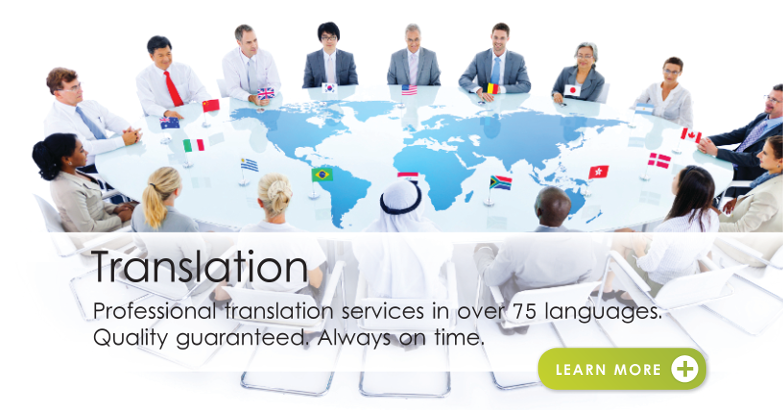 Translations Services by CommBridge
